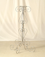 "Candelabras ""EIFFEL STYLE"" perfect for a best wedding centerpiece"