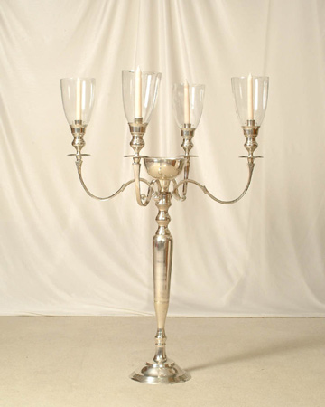 "Size 25"" x 36 H ... Reggina ... the Queen of the Miami's candelabras ..."