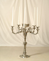 "Candelabras ""Romana"" Style the best european expression in the USA"