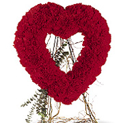 Miami Funeral Arrangements, BY TERRA FLOWERS - 6 FEET HIGHER - FRESH FLOWERS, Standing Spray, baskets, Hearts, and Sympathy arrangements ... click and see more Funeral and Sympathy floral design...