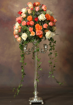 Wedding Miami Flowers Roses Candelabras Centerpieces For Your Terra On Line Of Arrangements Florida S Custom Made