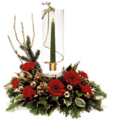 Miami Merry Christmas with the best flowers of the USA... Send your best regards, christmas wishes and all the best with FLOWERS and ROSES arrangements by Terraflowers...