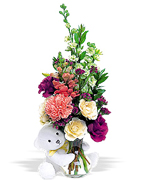 Get well soon flowers and arrangements... Send your best wishes and Get Well Soon with the best flowers and roses of Miami, Premium long stem roses and perfect flowers in customized and exclusive arrangements in Miami Florida by Terra Flowers